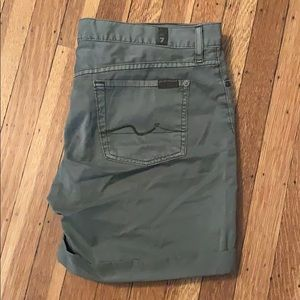 7 for all Mankind  long short size 29